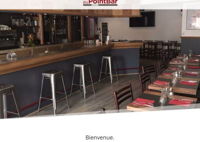 Site au PointBar
